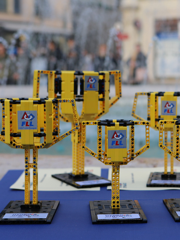 FIRST® LEGO® League Italia | Finale nazionale